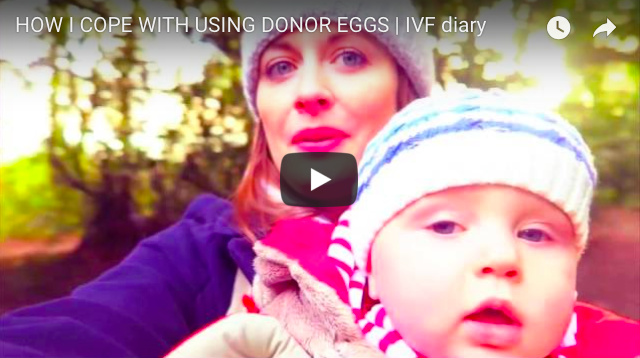 IVF Diary #4: How I cope with using donor eggs