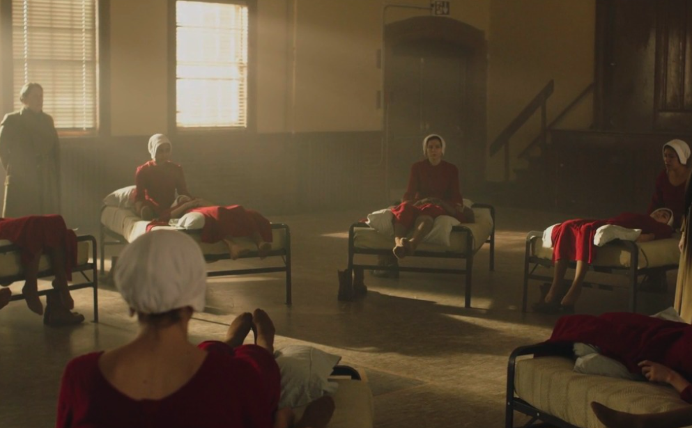 Fertility trends and The Handmaid's Tale