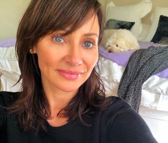 Natalie Imbruglia pregnant with donor conceived child